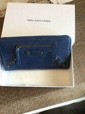Brand new Authentic Balenciaga zip around wallet