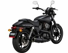 Vance Hines Exhaust Matte Black Competition Series S/O Street 500 750 47937