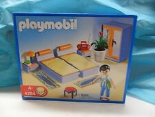 Retired Playmobil 4284 Master Bedroom from 2009 Suburban House for girl 4-10 yrs