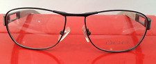 OGA 6972O COL GG021 BLACK METAL EYEGLASSES FRAME STORE DISPLAY