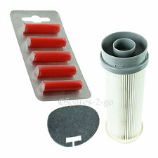 Filter Kit + 5 fresheners To Fit Vax Power 1 Pet Power 2 Pet & Powermax Vacuum