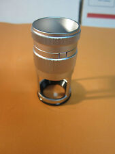 HANDHELD LUPE LOUPE 5X MAGNIFICATION OPTICS + RETICLE  BIN#16