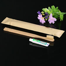 The Environmental Superfine Medium Bristle Friendly Bamboo Toothbrush ABUS