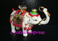 Feng Shui - Power Elephant with Amulet Wheel & Ruyi