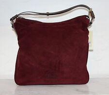 ☆ LA MARTINA Luxus Tasche, Handtasche Wild Leder marsala Polo OVP 409€ ☆
