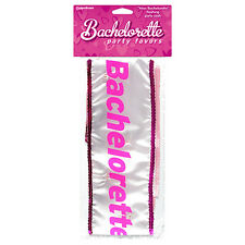 FASCIA DA ADDIO AL NUBILATO BACHELORETTE PARTY FAVORS MISS BACHELORETTE FLASHING