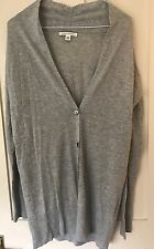 Banana Republic Long Wool-Blend Cardigan - Size L