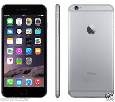 Deal 21 Apple iPhone 6 64GB - SPACE GRAY - Good Condition-Touch ID is not workin