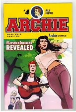 COLLECTION OF 6 DIFFERENT COVERS OF ARCHIE VOL 2 #4 - 2015