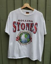 THE ROLLING STONES - 1994 - VINTAGE BAND TOUR T-SHIRT - Fits L/XL