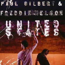 United States - Paul & Freddie Nelson Gilbert (2009, CD NEUF)