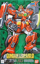 Bandai HG 1/100 #X-09 GT-9600-D Gundam Leopard Destroy