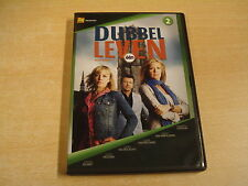 DVD / DUBBELLEVEN  - AFLEVERINGEN 5-7 ( LUCAS VAN DEN EYNDE ... )