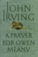 """John Irving """"A Prayer for Owen Meany""""  First Edition First Print 1989 Hardcover"""