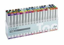 Copic Classic Marker Set 72A Color (C72A) BRAND NEW, Premium Artist Markers