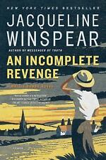 Maisie Dobbs Novels: An Incomplete Revenge 5 by Jacqueline Winspear (2008,...