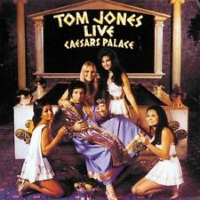 Live at Caesar's Palace by Tom Jones (CD, Jun-1998, Varèse Vintage)