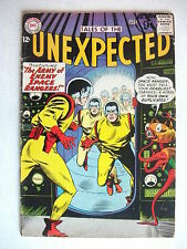 TALES OF THE UNEXPECTED # 78 (SEPT 1963) VG/FN