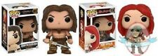 Pop! Conan The Barbarian & Red Sonja Set of 2 Vinyl Figures by Funko
