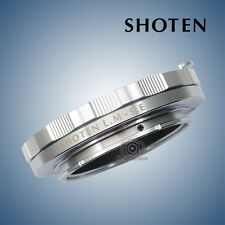 Limited Edition SHOTEN adapter for Leica M mount lens to Sony A7II Sliver