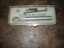 NEW VINTAGE MORRIS E-Z TAP & DIE HOLDER IN ORIGINAL CONTAINER