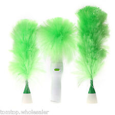 Electric Motorized Cleaning Brush Feather Dusters for Blinds Furniture Keyboard