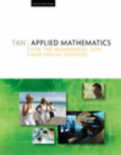 Applied Mathematics for the Managerial, Life, and Social Sciences, 5th Edition (