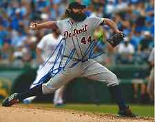 JOBA CHAMBERLAIN signed autographed DETROIT TIGERS 8x10 photo w/COA