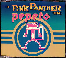 PEPETO - THE PINK PANTHER THEME - PANIC 1993 MAXI CD [425]