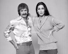 CHER Sonny Bono 11x14 PHOTO Embossed By Harry Langdon HA8
