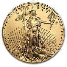 1997 1 oz Gold American Eagle Coin