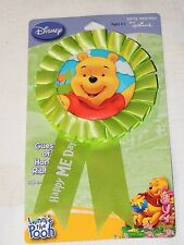NEW ~ WINNIE THE POOH & FRIENDS~GUEST OF HONOR RIBBON PARTY  SUPPLIES