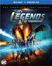 DC Legends Of Tomorrow . The Complete Season 1 . 2 Blu-ray . NEU . OVP