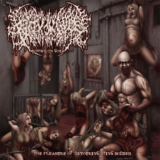 ROTTEN ON GORE (Ecuador)‎–The Pleasure of Devouring Dying Bodies MCD 2014 (Slam)
