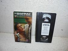 The Pistol The Birth of a Legend VHS Video Out Of Print Pete Maravich Basketball