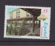 Spain 2000 Architecture Hotel Paradores SG3641  mint stamp