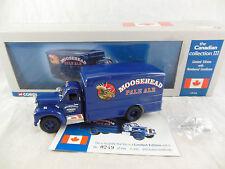 """CORGI us52309 Mack B BOX VAN Moosehead """"La raccolta canadese III"""""""
