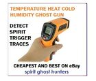 GHOST LASER INFRARED TEMPERATURE GUN - MEASURE SPIRITS PARANORMAL KIT EQUIPMENT