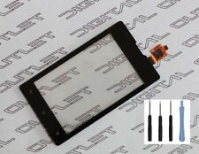 Top Front Touch Screen Digitizer Glass for Sony Ericsson Xperia e C1504 C1505