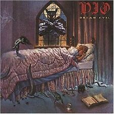 "DIO ""DREAM EVIL"" CD 9 TRACKS NEU"