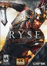 PC ACTION-RYSE:SON OF ROME (M) PC NEW