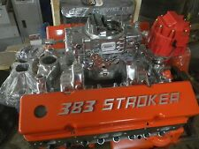383/425hp chevy sbc engine nova camaro vette chevelle direct fit like 327 350