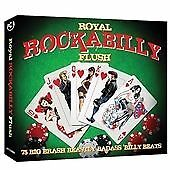 Various Artists - Royal Rockabilly Flush (2011) [3 CD]