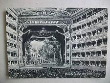 MILANO - TEATRO DELLA SCALA - INTERNO - 1956