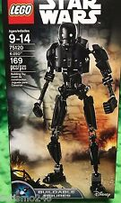 Lego Star Wars Rogue One K-2SO Figure 169 pieces  Set # 75120 Sealed