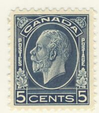 Canada Stamp Scott # 199 5-Cents Medallion Issue MLH
