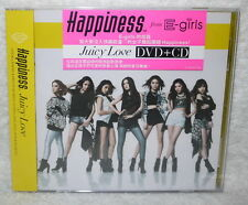 Happiness JUICY LOVE 2014 Taiwan CD+DVD (from E-Girls)