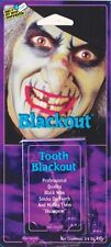 TOOTH BLACK OUT WAX HALLOWEEN WITCH FANCY DRESS MAKE UP