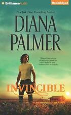 INVINCIBLE unabridged audio book on CD by DIANA PALMER