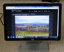 """HP W1907 HSTND-2261F 19"""" Widescreen LCD Monitor with Built-in Speakers"""